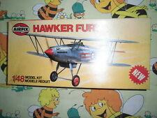 1/48th scale AIRFIX HAWKER FURY