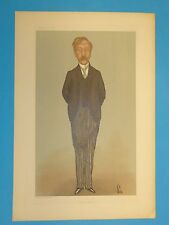 VERY RARE 19 c. VANITY FAIR ESTHER WATERS Jan. 21 1897 VINCENT BROOKS DAY & SON