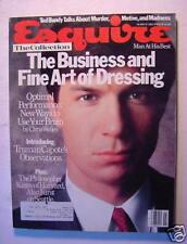 ESQUIRE magazine March 1983 SPRING FASHION COLLECTION +