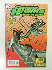 DC Comics Connor Hawke: Dragon's Blood #4 (2007)-Green Arrow