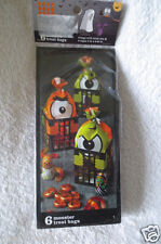 Sweet Creations Halloween Party Treat Bags New