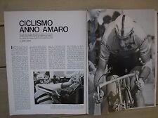 CICLISMO MONSERE GIMONDI 1970 LEICESTER MONDIALI WORLD CHAMPIONSHIP EPOCA