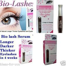 BIO LASHES SERUM FAST EYELASH EYEBROW RAPID NATURAL GROWTH LONG THICKER LASHES