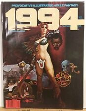1994 Magazine No.14 Warren Publication 1979