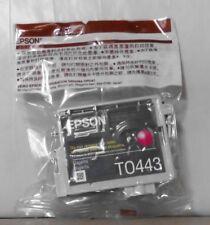 Original Epson T0443 Tinte magenta für Stylus CX 1500 C13T04434010 ohne OVP D