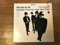 Standells LP - Why Pick On Me / Sometimes Good Guys Don't Wear White - Stereo
