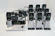 AT&T TL96497 DECT 6.0 10-Handset Cordless Phone System - Call Block & Intercom