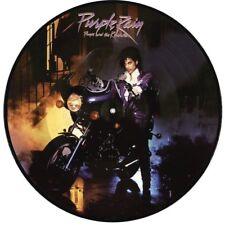 Prince Purple Rain Picture Disc Latest Pressing LP Vinyl Record Album New Sealed