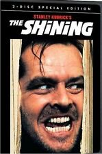 The Shining DVD 1980 Jack Nicholson 2 Disc Special Edition