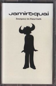 JAMIROQUAI / EMERGENCY ON PLANET EARTH * NEW MC AUDIO CASSETTE
