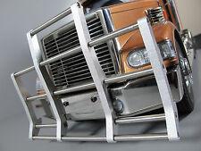 New Aluminum Front Animal Bumper Guard Tamiya 1/14 Semi Knight Hauler Tractor