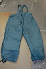 Used Canadian air force blue cold weather trousers pants size 7038 (P4#bte155)