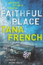 Faithful Place by Tana French, Book, New (Paperback)