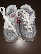 Girl's Size 5 Nee Balance 990 Athletic Shoes KJ990GPI Grey Pink