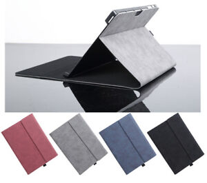 """Protective Case For Microsoft Surface Pro 3 12.3"""" PU Leather Folding Stand Cover"""