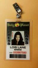 Superman Lois & Clark Id Badge-Lois Lane Reporter cosplay prop costume