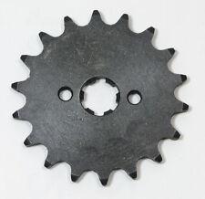 420 18T 17mm Sprocket Pit Bike ATV 50 110 125 140 160 Lifan YX Loncin Motor