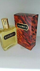 Aramis Aftershave By Aramis  men's 8.1 FL OZ / 240 ML Splash New In Box Sealed