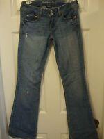 Women's AMERICAN EAGLE ARTIST stretch jeans, 6