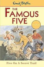 Five On A Secret Trail: Book 15 (Famous Five), Blyton, Enid, UsedVeryGood, Paper