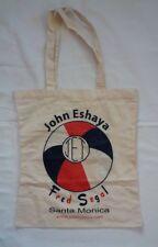 JET By John Eshaya FRED SEGAL SANTA MONICA Cotton Tote Bag - RARE