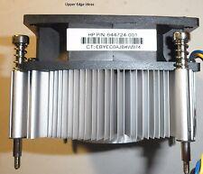 HP Pavilion P7 CPU Heatsink w/ 4-Pin Fan 644724-001