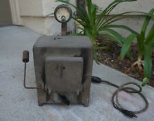 Antique Temco Electric Furnace Grp 110v 9x75 Heat Treat Knife Maker As Is C