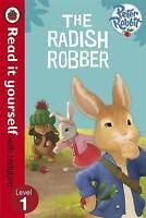 (Good)-Peter Rabbit: The Radish Robber - Read it yourself with Ladybird: Level 1