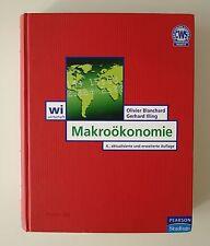 Makroökonomie. Pearson Studium - Economic VWL