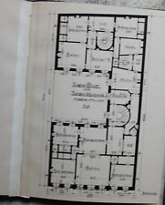 1850-1899 Antiquarische Bücher aus Architektur für Kunst & Kultur