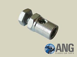 AUSTIN, LEYLAND MINI 850,1000,1275GT HEATER CABLE CLAMP TRUNNION KIT 24G1482K