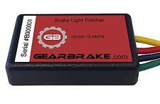GearBrake - Brake Light Flasher Module for Motorcycles