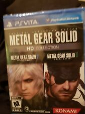 Metal Gear Solid HD Collection PSVita NEW & SEALED