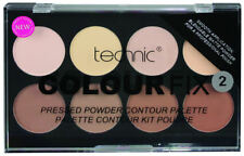 Technic Pressed Powder Contour Palette 2 Dark - Conceal Flawless Face Body Skin