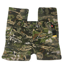 Under Armour Field Ops Mens 36/34 Straight Pants Forest Camo Early Season NWT