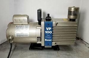 SAVANT VP100 Two Stage High Vacuum Pump w/FRANKLIN ELECTRIC motor 1102180403