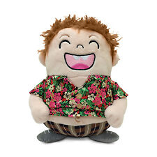 The Goonies - Chunk - Gordos Plush - 30th Anniversary Collector's Box