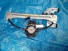 CHRYSLER PT CRUISER Electric Window Regulator - PASSENGER N/S Side Rear