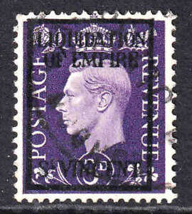 GREAT BRITAIN 3p LIQUIDATION OF EMPIRE ST VINCENT OVERPRINT USED VF SOUND