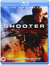 Shooter Blu-Ray NEW BLU-RAY (BSP2015)