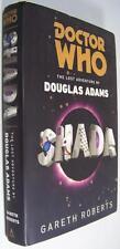 DR WHO: SHADA * Lost Adventure of DOUGLAS ADAMS! ~2012 1ST EDITION Gareth Brooks