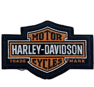 Harley Davidson Logo Patch Official