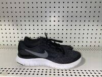 Nike Flex Contact GS Athletic Running Shoes Youth Size 4.5Y Womens 6 Black Gray
