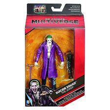 Mattel DC Comics Suicide Squad Joker Batman Multiverse 6 Inch Action Figure Toy