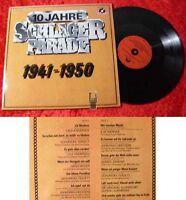 LP Polydor Schlagerparade 1942