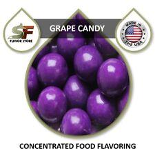 Grape Candy Flavor Drops Flavoring Concentrate - 1oz/30ml - SageFox - FL068