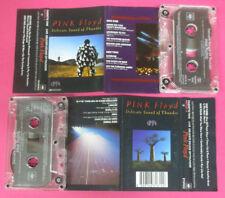 BOX 2 MC PINK FLOYD Live delicate sound of thunder australia no cd lp vhs dvd