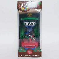 M&M's Novelty See Saw Candy Dispenser m m Collectible Gift m n m