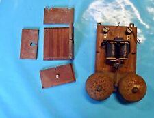 1951 Old Doorbell Bells Electric Door Bells Vintage Ancienne Sonnette Sonnerie