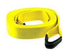 "Tow Strap 4"" X 20' 40,000 Lb Rating Yellow Smittybilt CC420"